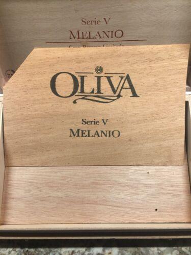 Oliva Serie V Melanio Gran Reserva Limitada Robusto Cigar Box **FREE SHIPPING**