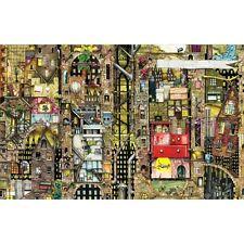 Fantastic Townscape: Schmidt Colin Thompson Jigsaw Puzzle 1000 pieces 59355