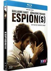Espion(s) [Blu-ray] Guillaume Canet - NEUF - VERSION FRANÇAISE