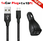 3-6-10Ft-Micro-USB-Fast-Charger-Data-Sync-Cable-Cord-For-Samsung-HTC-Android-LG miniature 31