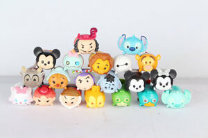 Authentic-Disney-Tsum-Tsum-Stack-Vinyl-Style-very-Lager-2-034-Figure-loose