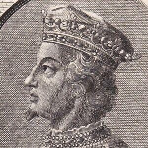 Portrait-XVIIIe-Richard-II-Duc-Cornouailles-Plantagenet-Richard-II-of-England