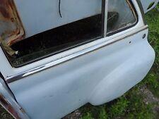 1951 51 Chevrolet Passenger Car Belair 150 210 4 Door LHR Door Trim Molding OEM