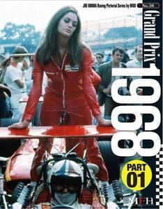 Mfh Livre No38 Mclaren Ferrari Grand Prix 1968 Pièce 01 Hiro