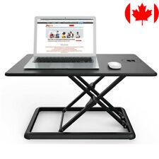 Adjustable Standing Desks Stand Up Desk Sit Stand Desk Study work Laptop Desk