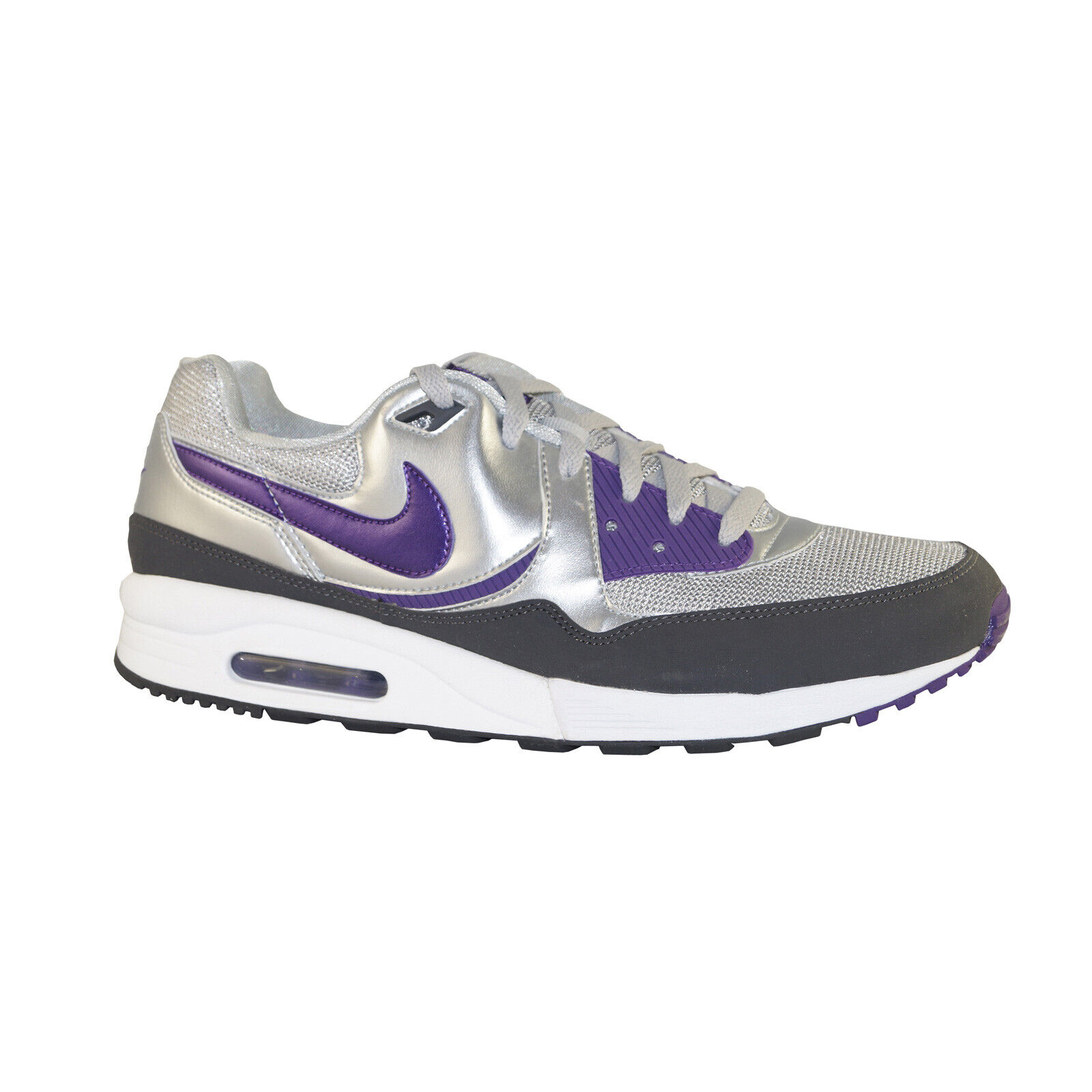Nike Air Max Light Classic Sneakers Sport Shoes Trainers silver 354051 002 SALE
