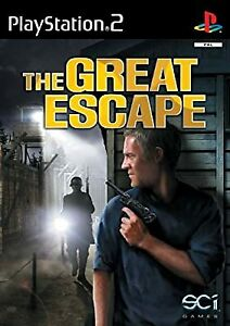 The Great Escape (PS2), , Used; Acceptable Game