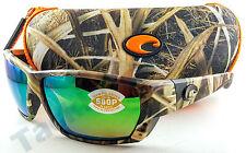 Costa TA65OGMP Tuna Alley Sunglasses 580P Green Mirror Lens MOSGB Camo Frame!