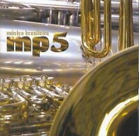 Mp5 - Musica Brasileira [new Cd] on Sale
