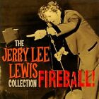 Fireball: The Jerry Lee Lewis Collection by Jerry Lee Lewis (CD, 2010, 2 Discs, Universal)