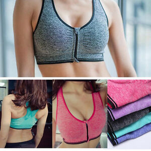 fcd1c654a1 Image is loading Ladies-High-Impact-Workout-Running-Powerback-Support- Underwire-