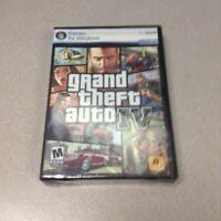Grand Theft Auto Iv Pc Dvd Gta 4 Windows Vista Sp 1 / Xp Sp3