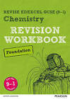 Revise Edexcel GCSE (9-1) Chemistry Foundation Revision Workbook: For the 9-1 Exams by Nigel Saunders, ROS, Roderick Stinton (Paperback, 2017)