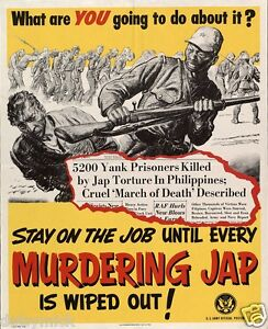 Image result for anti japan propaganda posters