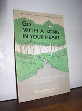 Choral Music: Go With a Song in Your Heart -Besig - 2-Part  (Shawnee EA-56)