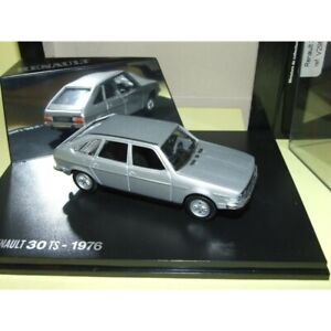 RENAULT-30-TS-1976-Gris-NOREV-1-43