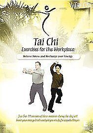 T'ai Chi - Exercise For The Work Place (DVD, 2006)