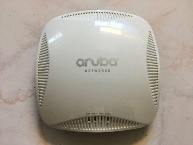 Aruba IAP-205-US Wireless Network Access Point 802 11ac (Instant Model)