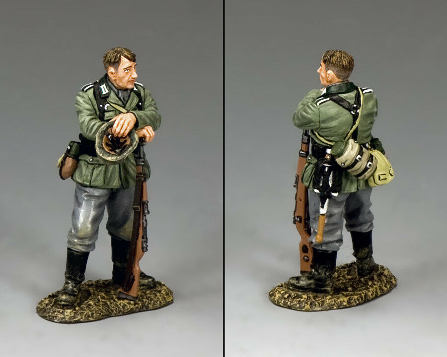 KING AND COUNTRY WW2 German Take A Breather WH019