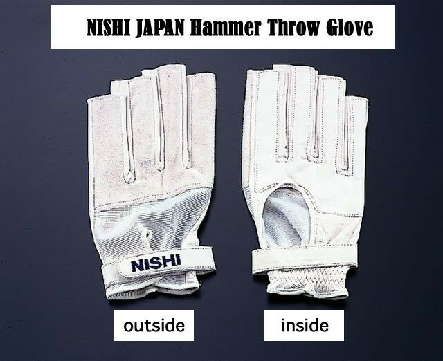 Nishi Giappone Martello Tiro Guanto Morbido Tipo per uomoo Sinistra T5711A Diuominiione