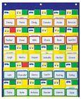 Classroom Management Pocket Chart by Carson-dellosa Publishing 9781936022946