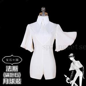 Houseki no Kuni Cosplay Costume ALL Phosphophyllite Jumpsuit Uniform Windbreaker