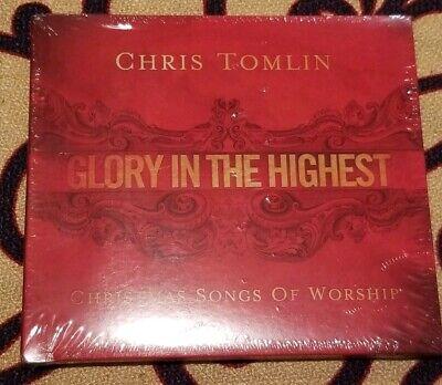 "CHRIS TOMLIN ""Glory in the Highest: Christmas Songs of Worship"" NEW 2009 CD ,.. | eBay"