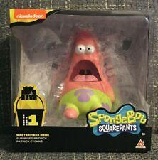 "SpongeBob Squarepants Masterpiece Meme 8/"" Surprised Patrick Series 1 Figure"