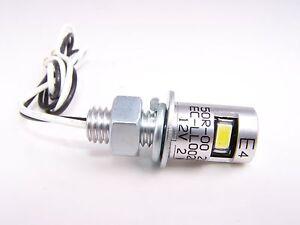 led micro mini kennzeichenbeleuchtung kennzeichenschraube. Black Bedroom Furniture Sets. Home Design Ideas