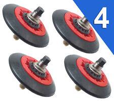 4581EL2002C (4 PACK) Dryer Drum Roller Shaft Kit For LG