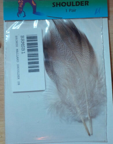 Mallard Feathers Breast Various types and colours Shoulders Flank