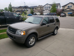 Great SUV 4 by 4 Ford EXPLORER xls