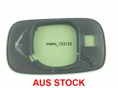 RIGHT DRIVER SIDE MIRROR GLASS FOR TOYOTA CAMRY 1997-2002