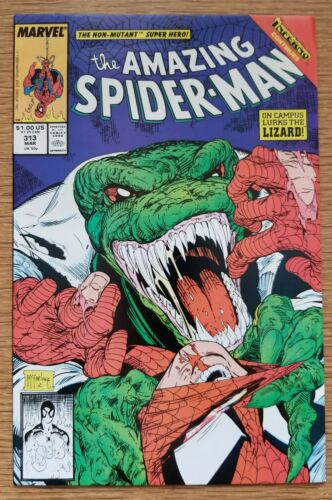 nr//mt unread condition Marvel Comics Amazing Spiderman #313.McFarlane 1989