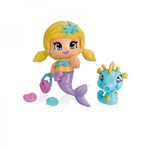 Pinypon Surtido Fantasia sirenas y caballo del mar con accesorios envio mrw24h