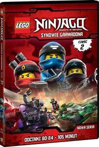 Lego Ninjago Synowie Garmadona Lego Ninjago Sons Of Garmadon