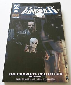 Punisher-The-Complete-Collection-Vol-1-Max-Graphic-Novel-Comic-Book