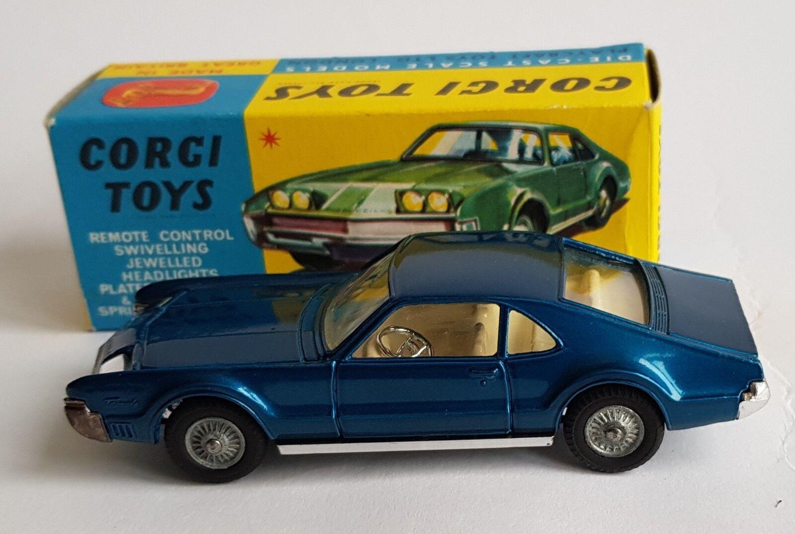 Corgi Toys Nº 264, Oldsmobile Toronado, - Excelente Como Nuevo.