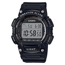 Casio W736H-1AV, Digital Watch, Countdown Timer, Stopwatch, Vibrating Alarm