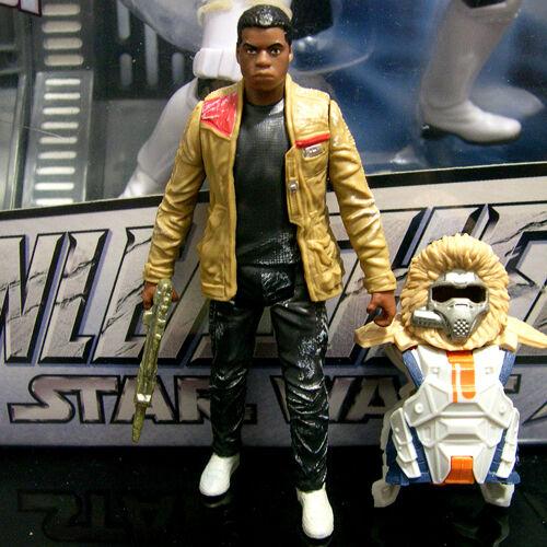 STAR WARS the Force Awakens FINN starkiller base Episode 7 ARMOR UP