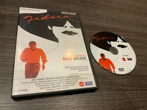 Fedora-DVD-William-Holden-Marthe-Keller-Billy-Wilder-Jose-Ferrer-Mario-Adorf