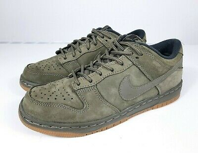 Presunto filosofía desconcertado  Nike Dunk Low Winter PRM (GS) - Medium Olive | EU 36.5 / US 4.5Y / UK 4 | |  eBay