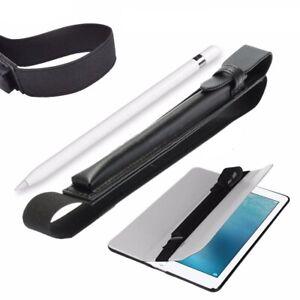 PU-Cuir-Etui-Housse-Sac-Support-Pour-Apple-Crayon-Tablette-iPad-Pro-9-7-034-12-9-034
