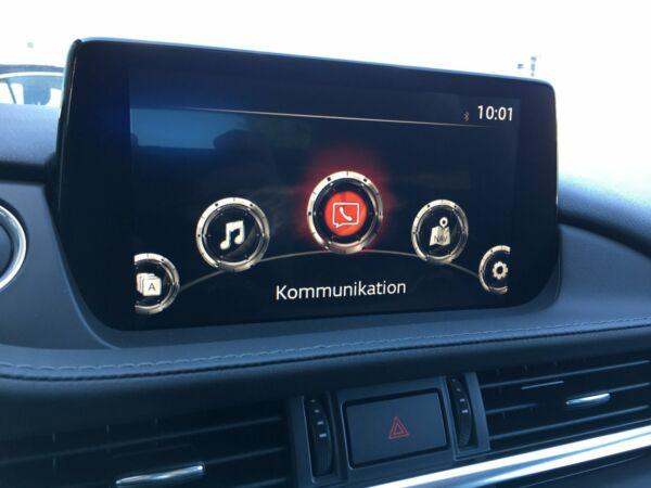 Mazda 6 2,2 Sky-D 184 Optimum aut. billede 13