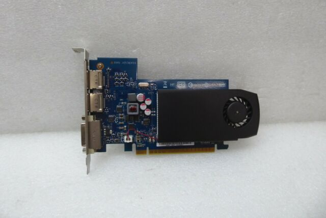 NVIDIA GeForce GT630 2GB HP Graphics Video Card 702084-001 684455-002