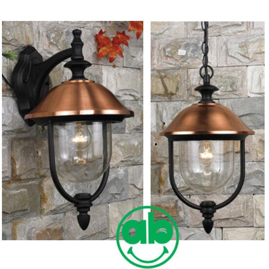 più sconto Lanterna lampada in alluminio copertura in in in rame e vetro di protezione - Copper  in vendita