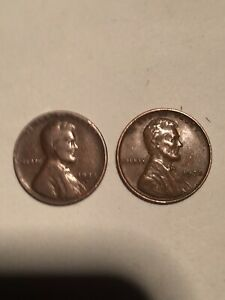 Details about Rare 1935 Wheat Penny Minted In Denver