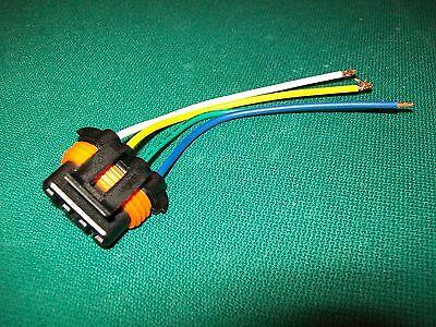 Alternator Wire Lead Plug Harness repair Delco CS130D AD230 AD237 ... delphi dea 222 wiring diagram eBay