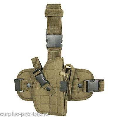 Condor Universal Leg Holster - Tan - Fully Adjustable to pistol - ULH
