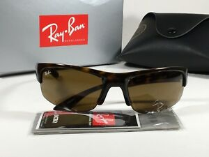 1568be061fe Image is loading Authentic-Ray-Ban-Active-Lifestyle-Sunglasses-RB4173-Sport-